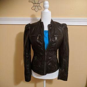 Xhilaration Faux Leather Jacket